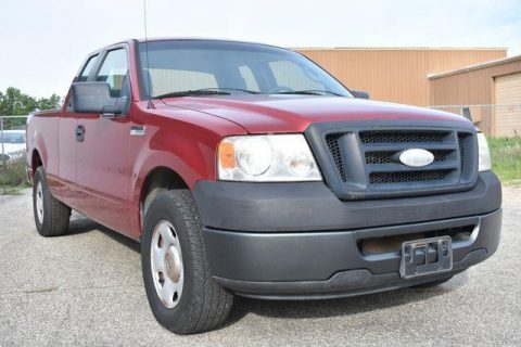 solid 2007 Ford F 150 XLT Supercab 2WD pickup for sale