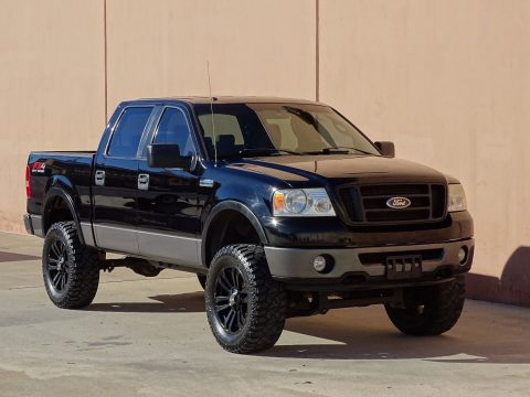 super clean 2007 Ford F 150 FX4 Pickup for sale