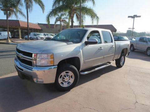 very clean 2007 Chevrolet C2500 DSL 4X4 LTZ pickup for sale