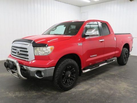 well equipped 2007 Toyota Tundra SR5 Double Cab 6AT pickup for sale