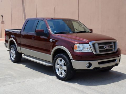 well maintained 2007 Ford F 150 King Ranch pickup for sale