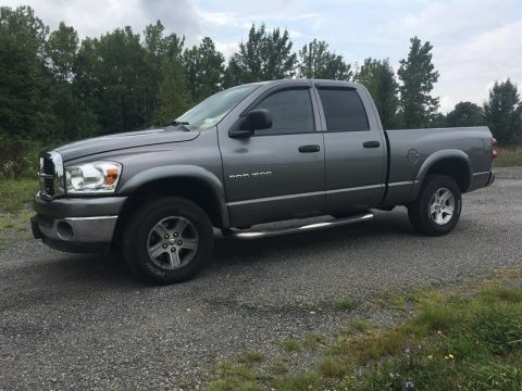 well optioned 2007 Dodge Ram 1500 SLT pickup for sale