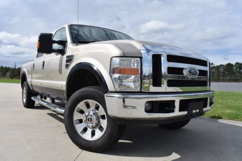 great shape 2008 Ford F 250 Lariat pickup for sale