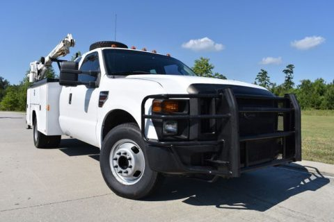 great shape 2008 Ford F 350 XL pickup for sale