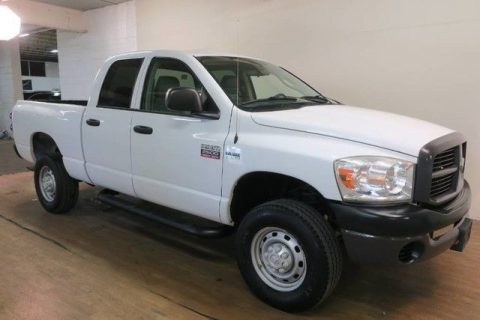 Hemi powered 2008 Dodge Ram 2500 pickup for sale