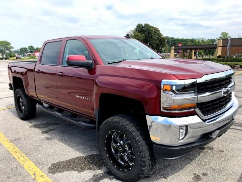 like new 2016 Chevrolet Silverado 1500 LT All Star pickup for sale