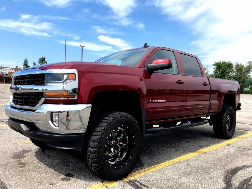 like new 2016 Chevrolet Silverado 1500 LT All Star pickup