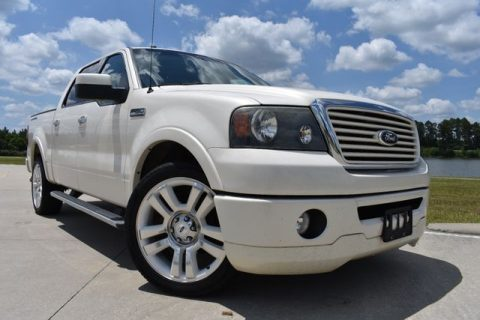 limited edition 2008 Ford F 150 Limited pickup for sale