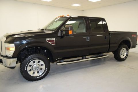 loaded 2008 Ford F 250 Lariat Pickup for sale