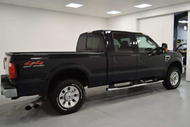 loaded 2008 Ford F 250 Lariat Pickup