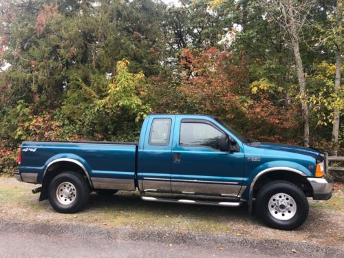 mechanically awesome 2000 Ford F 250 XLT V10 Super DUTY pickup