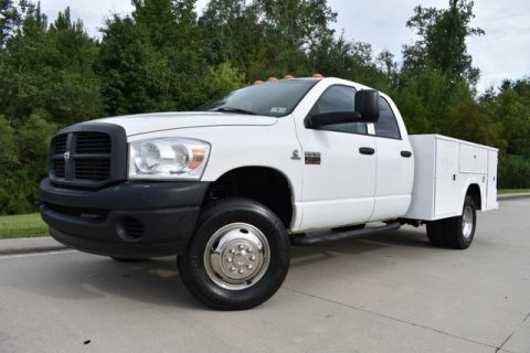 non smoker 2008 Dodge Ram 3500 ST pickup for sale