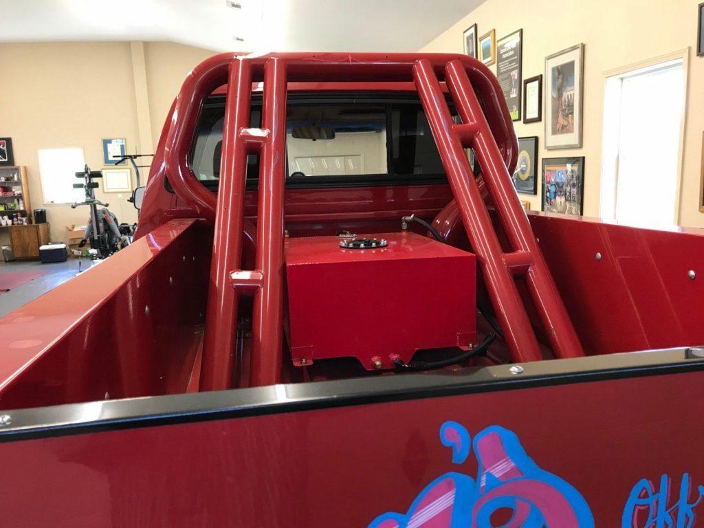 show truck 1984 Toyota Tacoma SR5 pickup