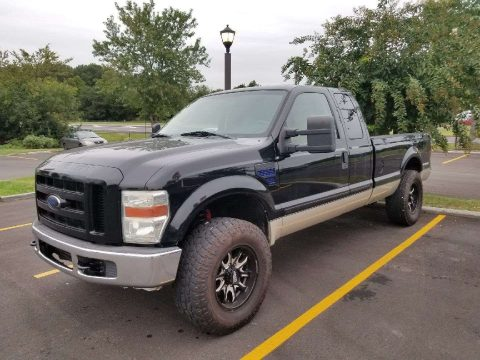 solid 2008 Ford F 350 XLT pickup for sale