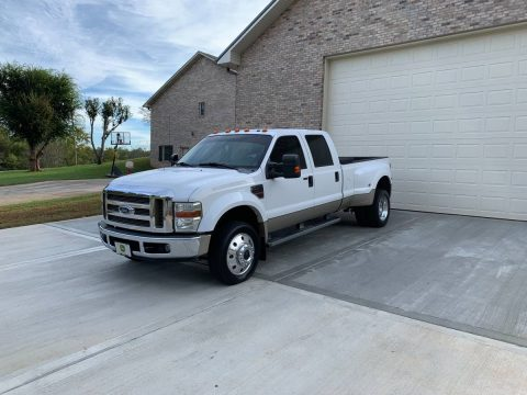 tons of extras 2008 Ford F 450 Lariat pickup for sale