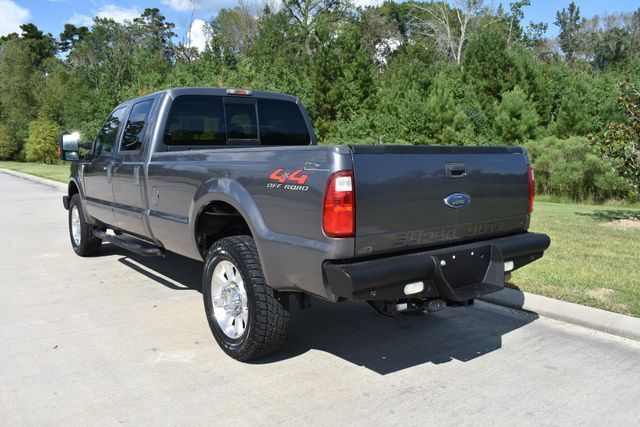 very nice 2008 Ford F 350 Lariat pickup