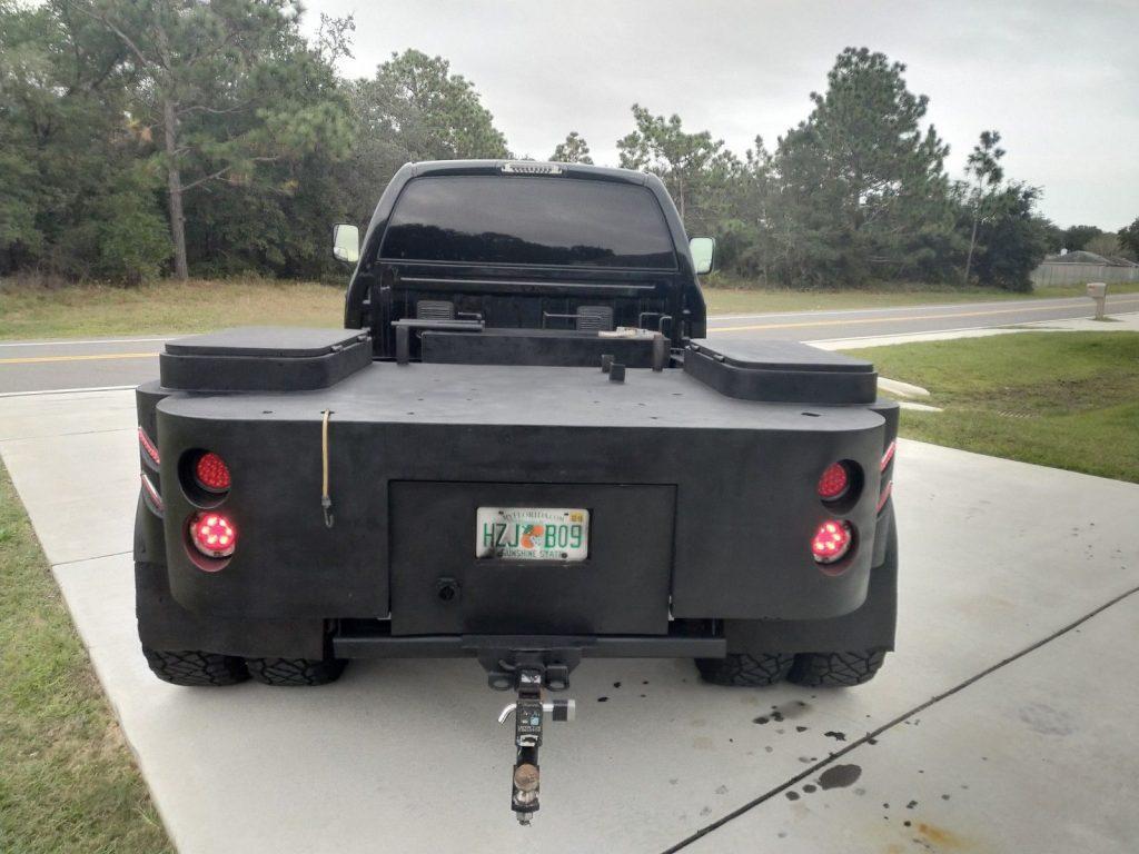 monster 2007 Dodge Ram 3500 slt pickup