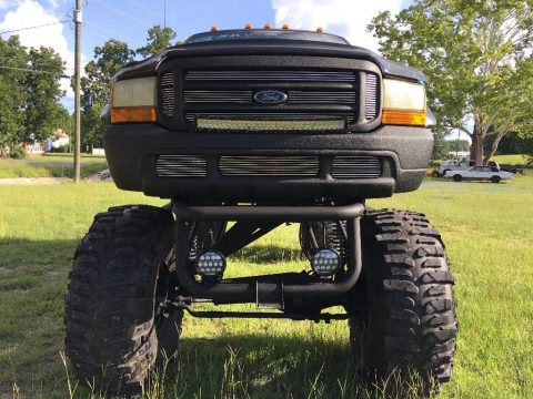 monstrous 1999 Ford F 250 Diesel pickup for sale