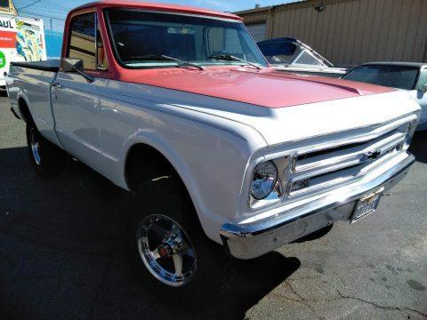 383 stroker 1967 Chevrolet C/K Pickup 1500 K10 pickup for sale