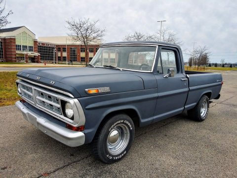 BIG BLOCK 1970 Ford F 100 Custom pickup for sale