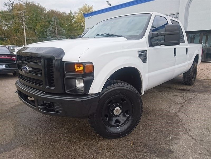 clean 2009 Ford F 250 XL pickup