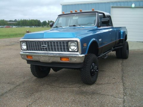 custom built 1972 Chevrolet C/K Pickup 3500 pickup for sale