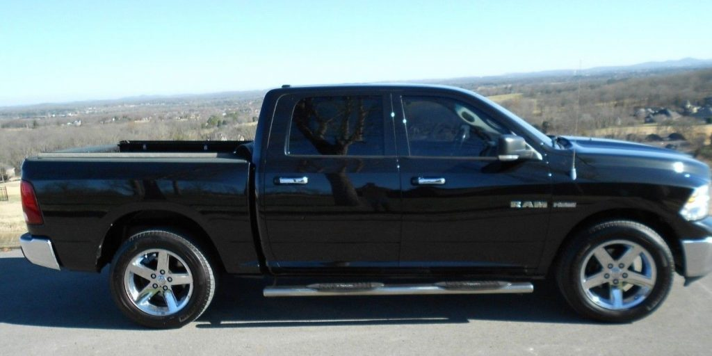 great running 2010 Dodge Ram 1500 Sport pickup