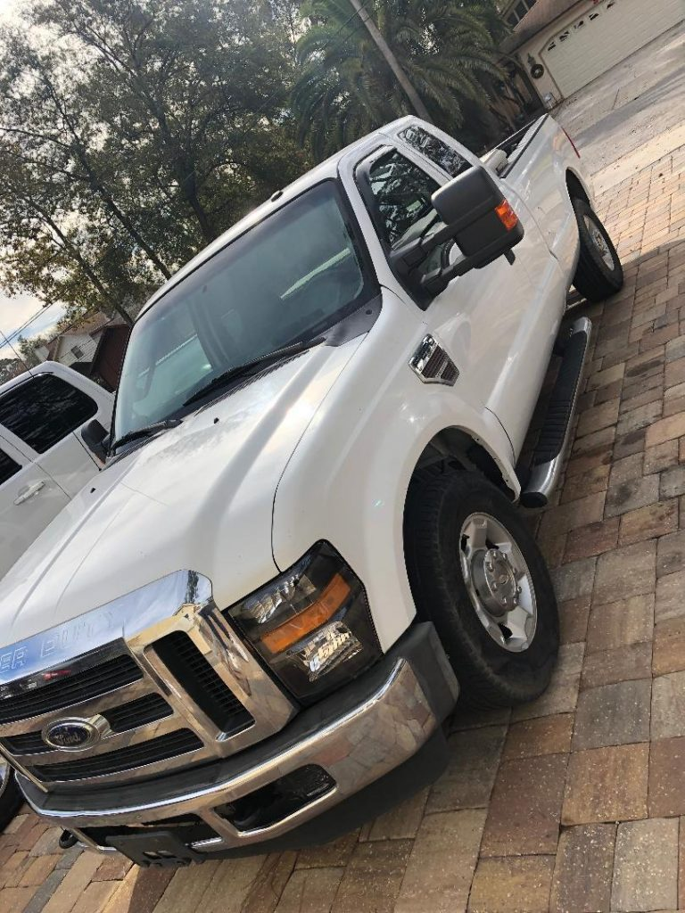 great running 2010 Ford F 250 XLT pickup
