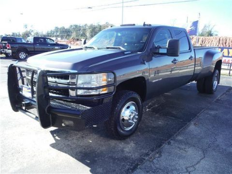 great shape 2010 Chevrolet Silverado 3500 DRW LTZ pickup for sale