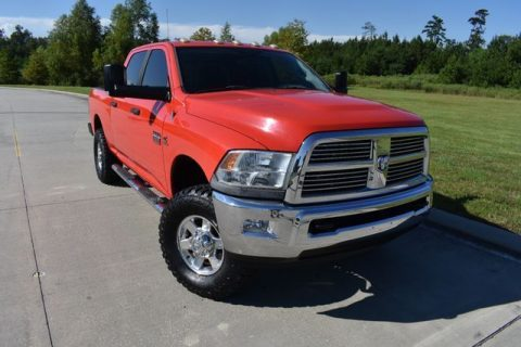 great shape 2010 Dodge Ram 2500 SLT pickup for sale