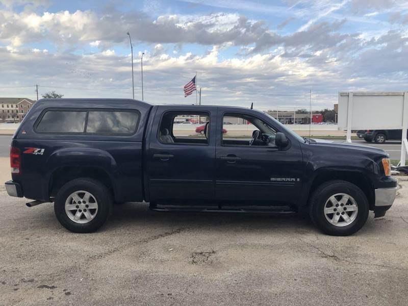loaded 2009 GMC Sierra 1500 SLE pickup