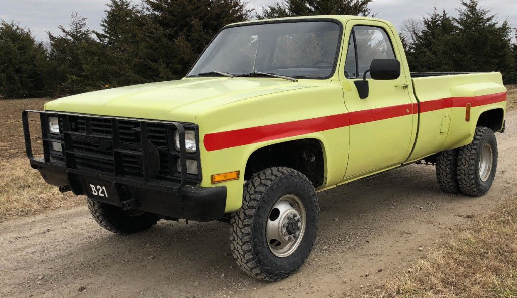 new parts 1986 Chevrolet M1028a3 D30 4×4 CUCV pickup
