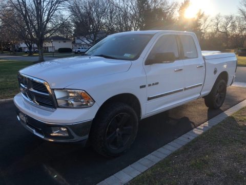 new tires 2010 Dodge Ram 1500 Bighorn pickup for sale