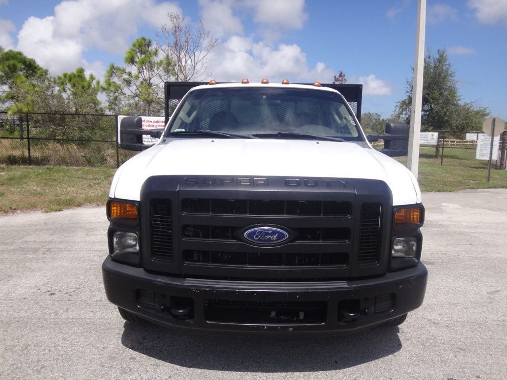 ready for work 2009 Ford F 350 Dump Truck pickup