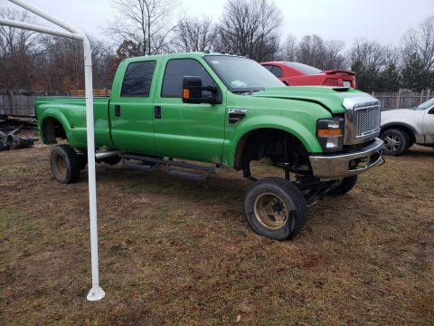 running 2000 Ford F 350 pickup for sale