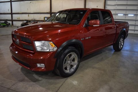 super clean 2010 Dodge Ram 1500 Sport pickup for sale