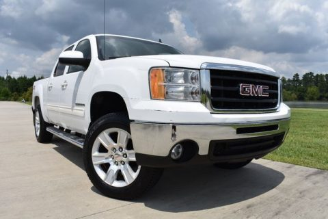 very clean 2009 GMC Sierra 1500 SLT pickup for sale