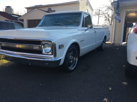 well built 1970 Chevrolet C 10 vintage pickup for sale