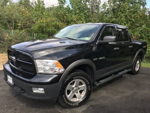 well equipped 2009 Dodge Ram 1500 SLT pickup for sale