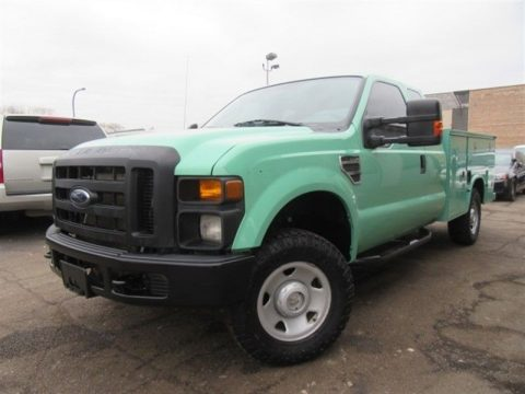 well equipped 2009 Ford F 250 XL Supercab pickup for sale
