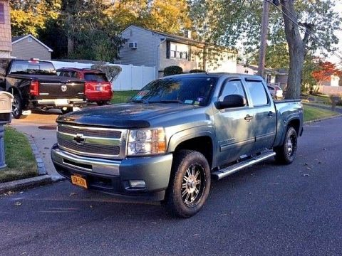 well serviced 2009 Chevrolet Silverado 1500 LT pickup for sale