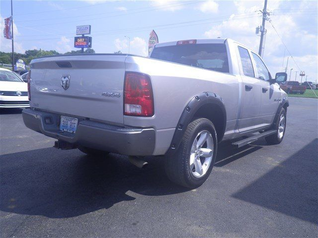 welll equipped 2009 Dodge Ram 1500 ST pickup