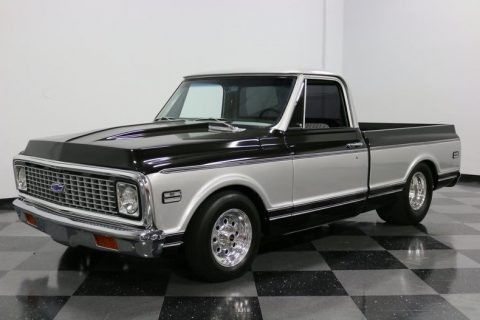 badass restomod 1972 Chevrolet C 10 pickup for sale