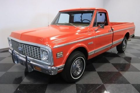 crate engine 1971 Chevrolet C 10 Cheyenne pickup for sale