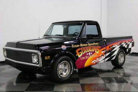 custom 1972 Chevrolet C 10 Cheyenne pickup for sale