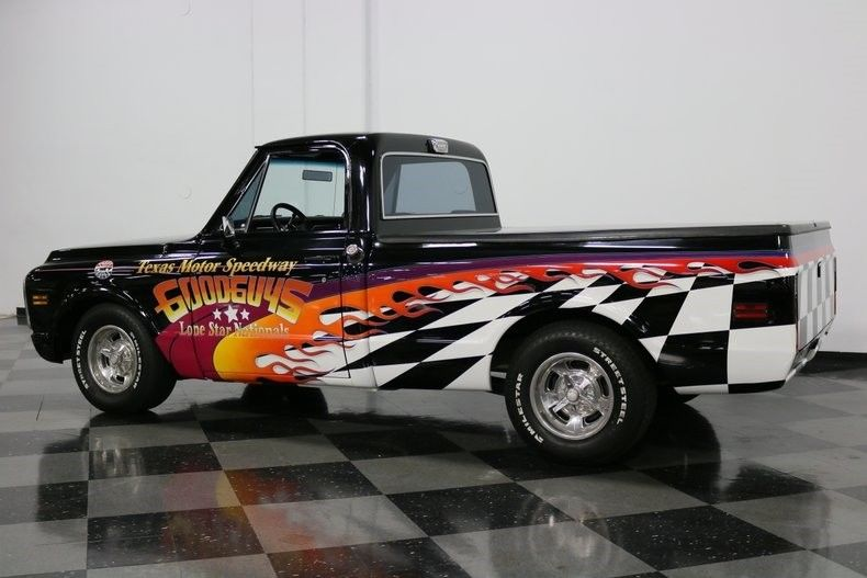 custom 1972 Chevrolet C 10 Cheyenne pickup