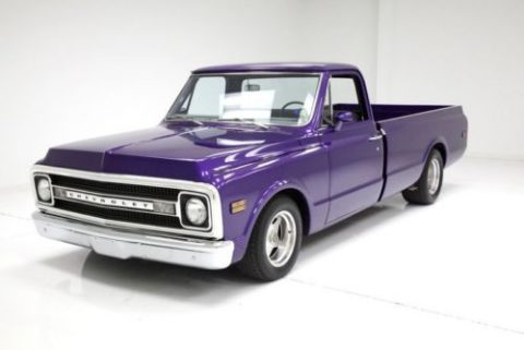 custom 1972 Chevrolet C10 Pickup for sale