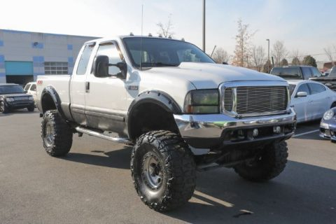 fully optioned 2001 Ford F 350 XLT Supercab pickup for sale
