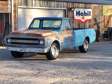 great daily driver 1972 Chevrolet C 10 Cheyenne Super pickup for sale