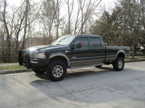 great running 2005 Ford F 350 KING RANCH pickup for sale